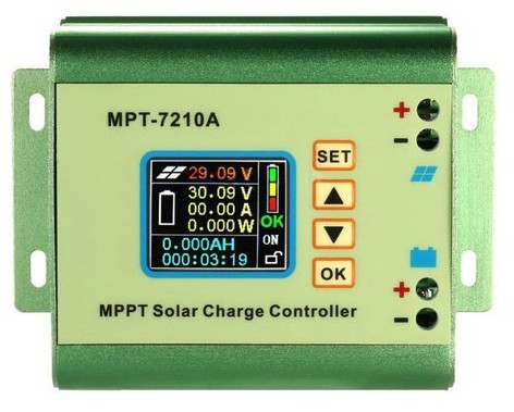 Stoc MPPT Solar Charge Controller