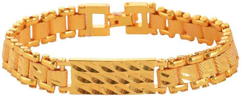 Brass Gold-plated Bracelet