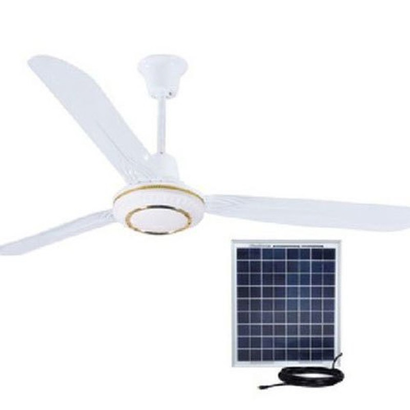 Stoc Solar Ceiling Fan
