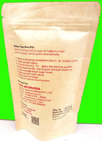 Aasa Gold Standard Green Tea
