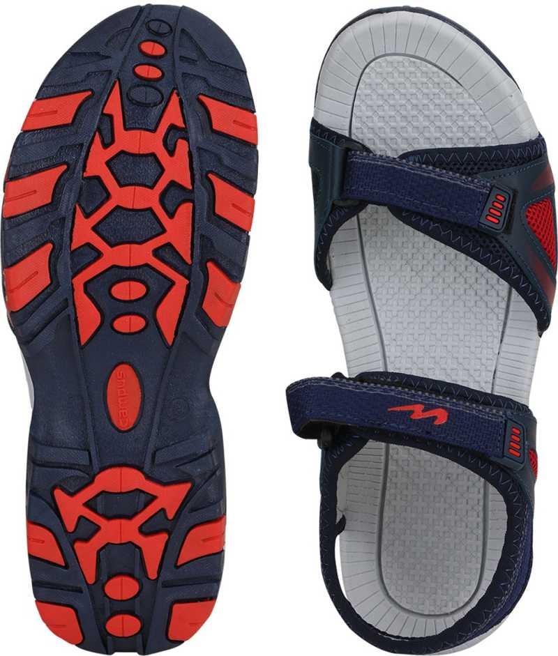 Men Blue Casual Sandal