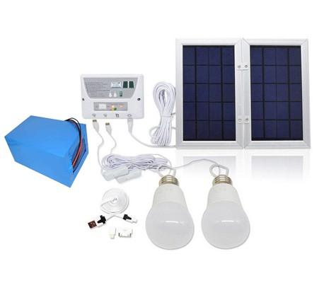 Stoc Solar Home Lighting System