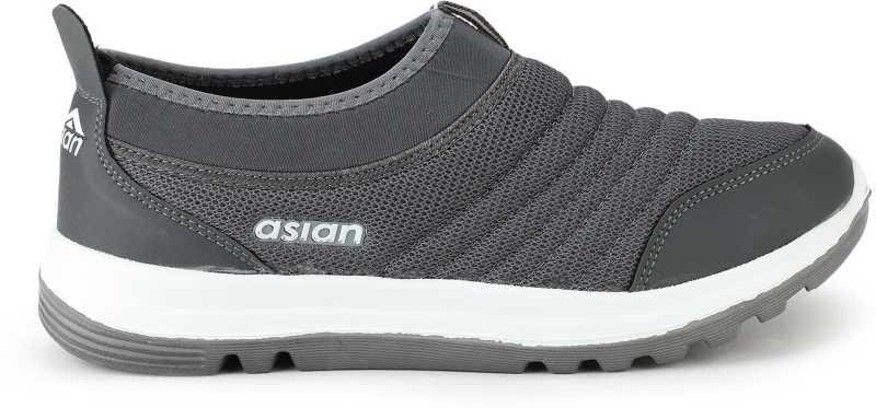 Asian Prime-02 laceless sports shoes for men