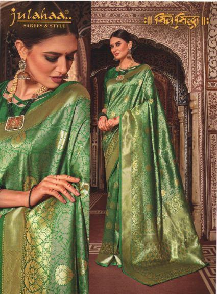 Julahaa Silk Saree