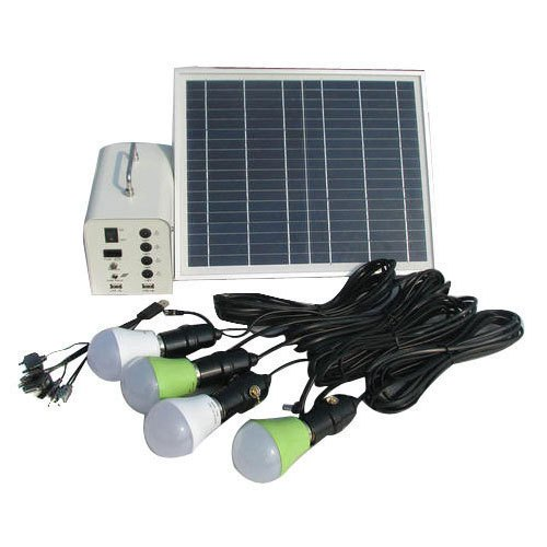 Solar Multi-Function Home Lighting Kit