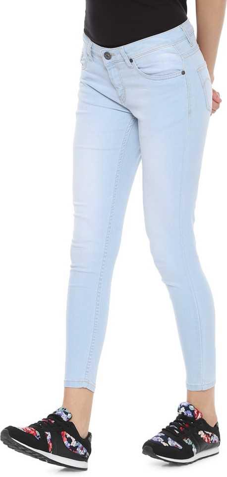 Stoc Women Light Blue Jeans