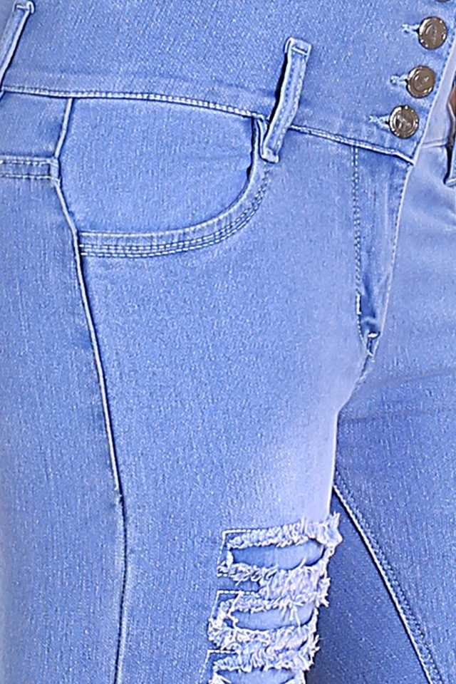 Slim Women Blue Jeans
