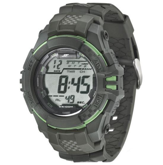 Sonata Digital Chronograph Mens Watch