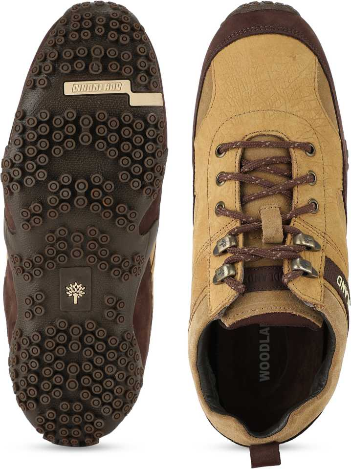 Men Brown Corporate Casuals Shoes