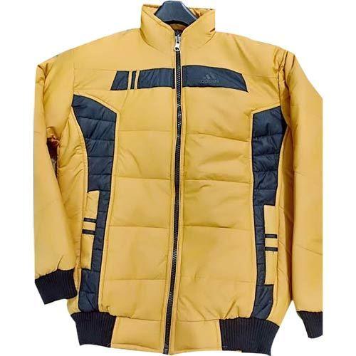 Mens Full Sleeve Casual Jacket
