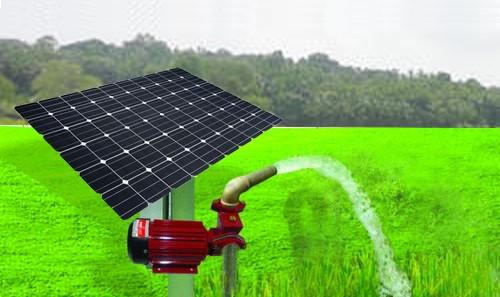 Solar Water Pump set
