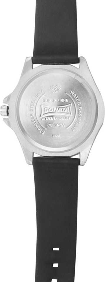 Sonata Analog Watch NH7930PP02J