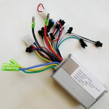 E-Bike BLDC Hub Motor