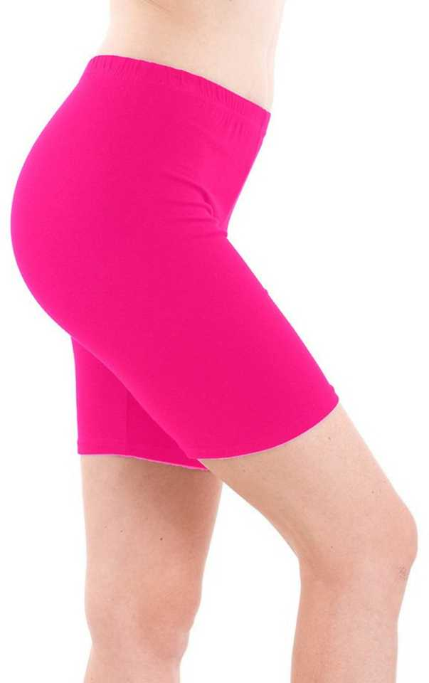 Stoc Women Shorts Pink Tights
