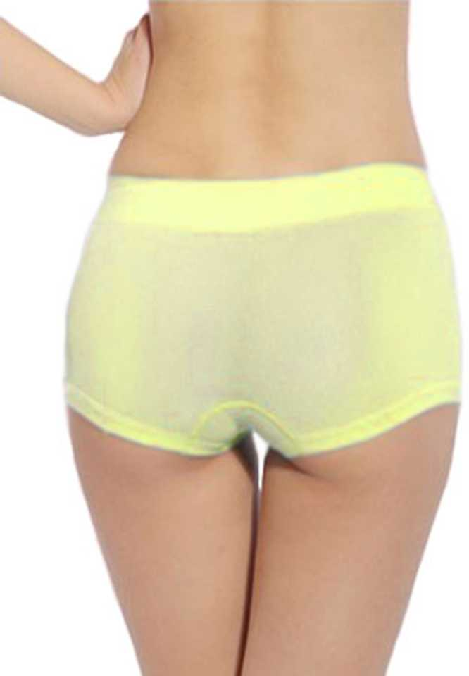 Stoc Women Short Yellow Panty