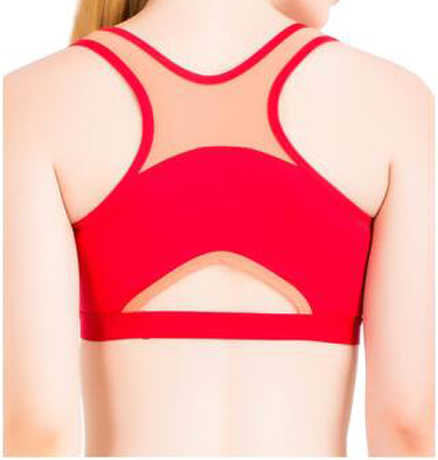 Stoc Polyester Sports Bra