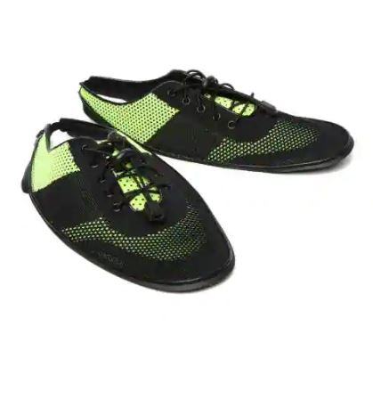 Men Pack of 2 Stringa Skins of Customizable Shoes with Sole