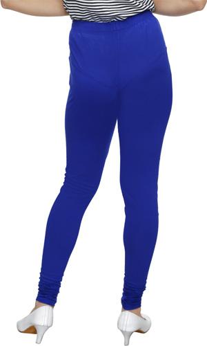 Blue Churidar Legging