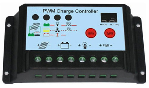 Stoc Single Phase PWM Charge Controller