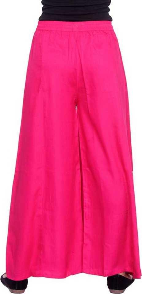 Stoc Women Pink Trousurs