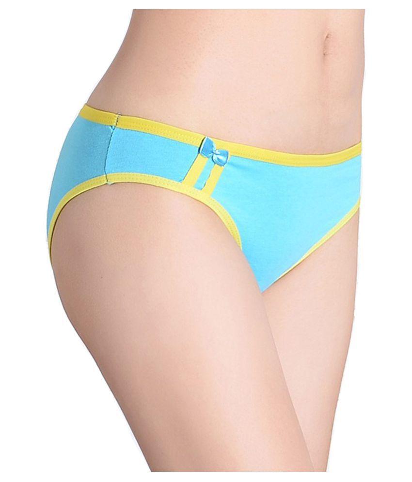 Stoc Cotton Bikini Panties