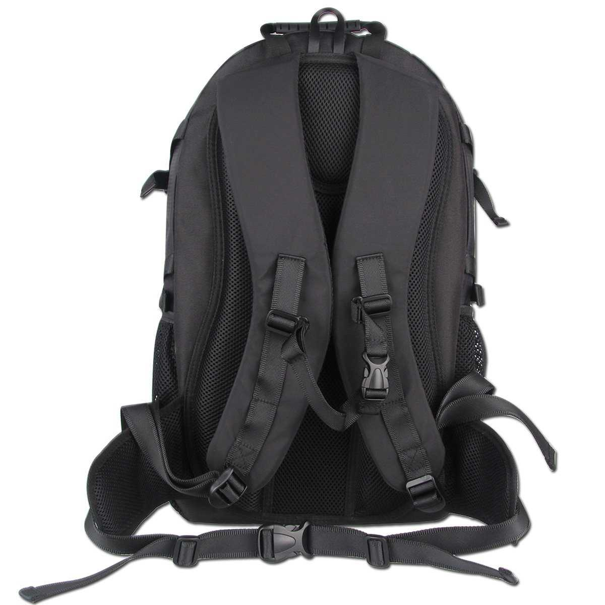 Stoc Nylon Outdoor Backpack