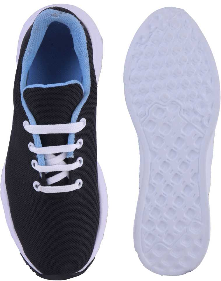 Women Black Running Shoes