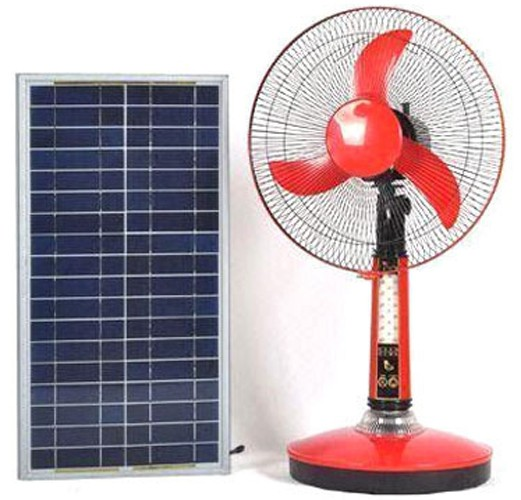 Stoc Solar Table Fan