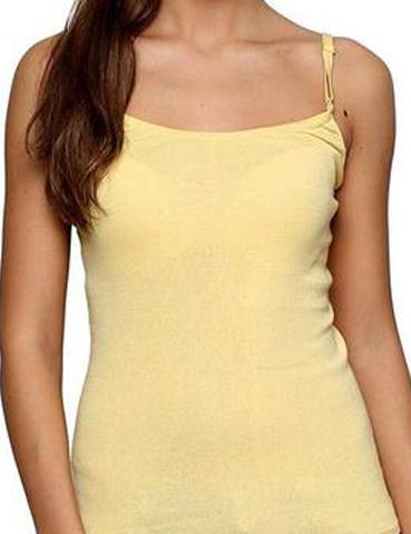 Stoc Cream Color Camisole Slip