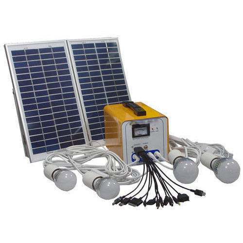 Stoc Solar Home Lighting Kit