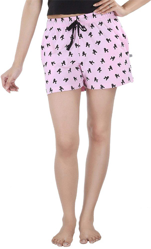 Stoc Women Cotton Shorts
