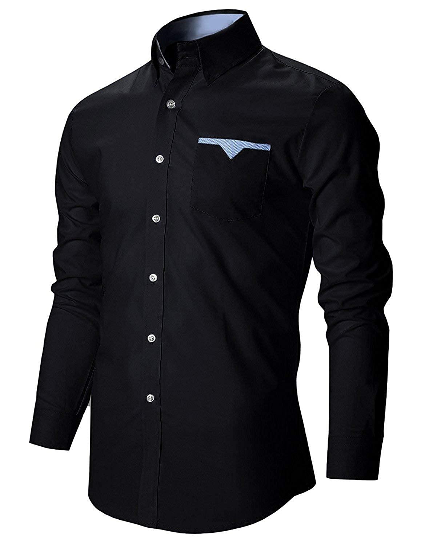 Men Regular Fit Casual Shirt