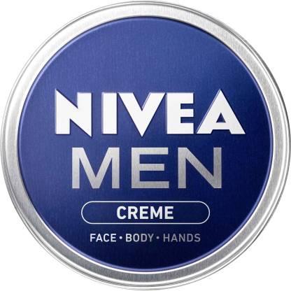 Nivea Non Greasy Moisturizer Cream For Men