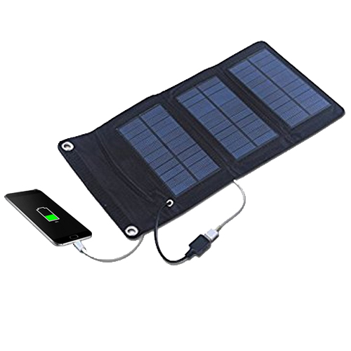 Stoc Solar Power Bank Mobile Charger