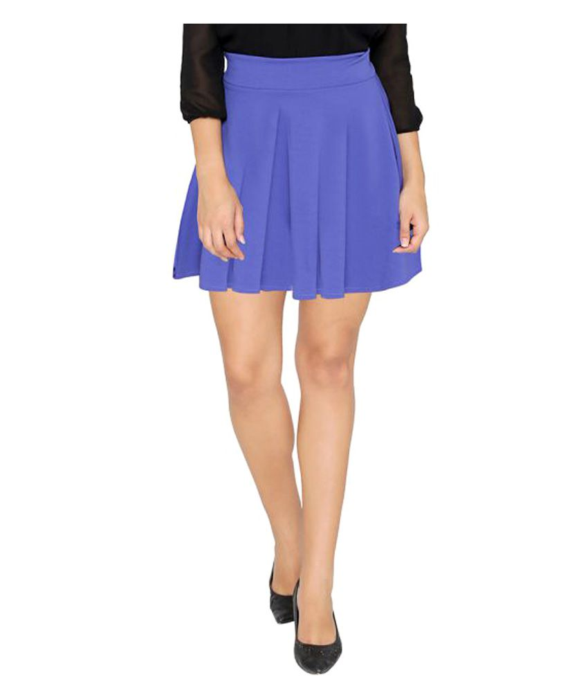 Stoc Women Polyester Skirt