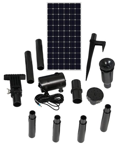 Single Phase Solar Water Pump Kit