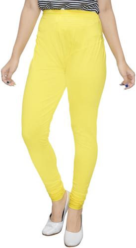 Yellow Churidar Legging