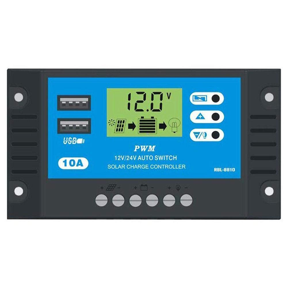Stoc PWM Auto Solar Charge Controller