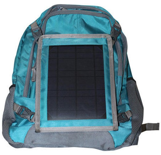 Stoc Eco Friendly Solar Backpack