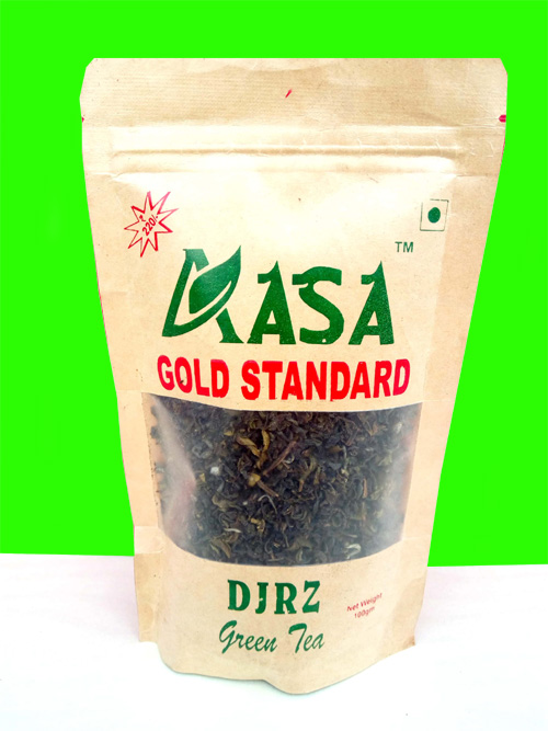 Aasa Gold Standard Green Tea