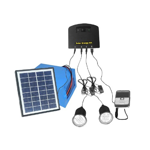 Solar Multi-Function Home Lighting System