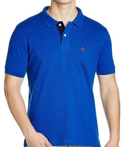Polo Neck Mens T Shirts