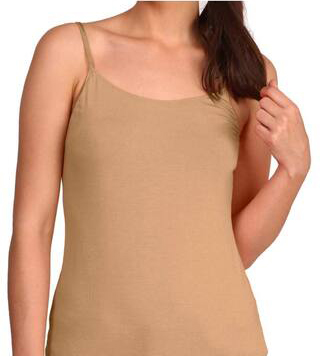 Stoc Women Cotton Camisole Slip
