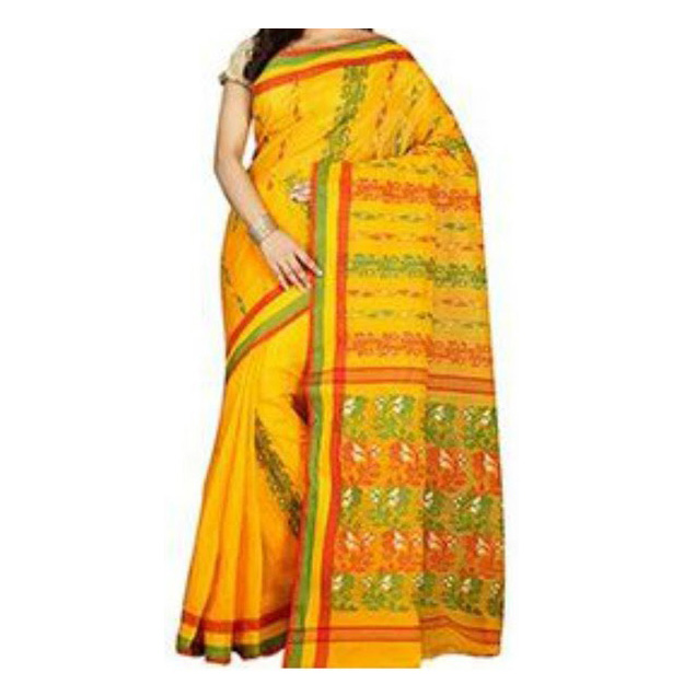 Handloom party & festive saree