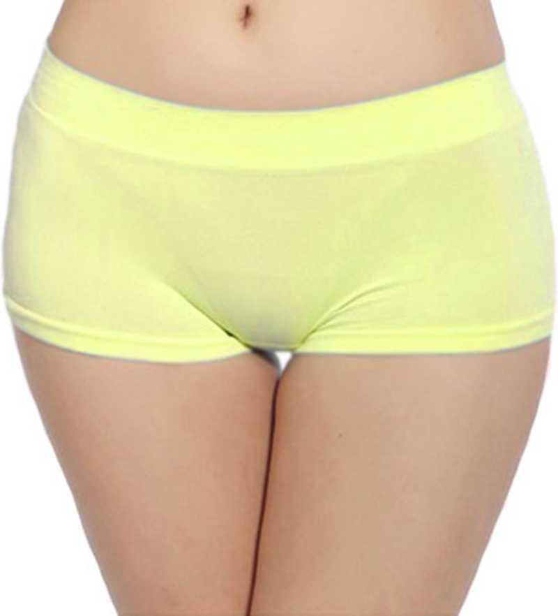 Stoc Women Short Yellow Panty
