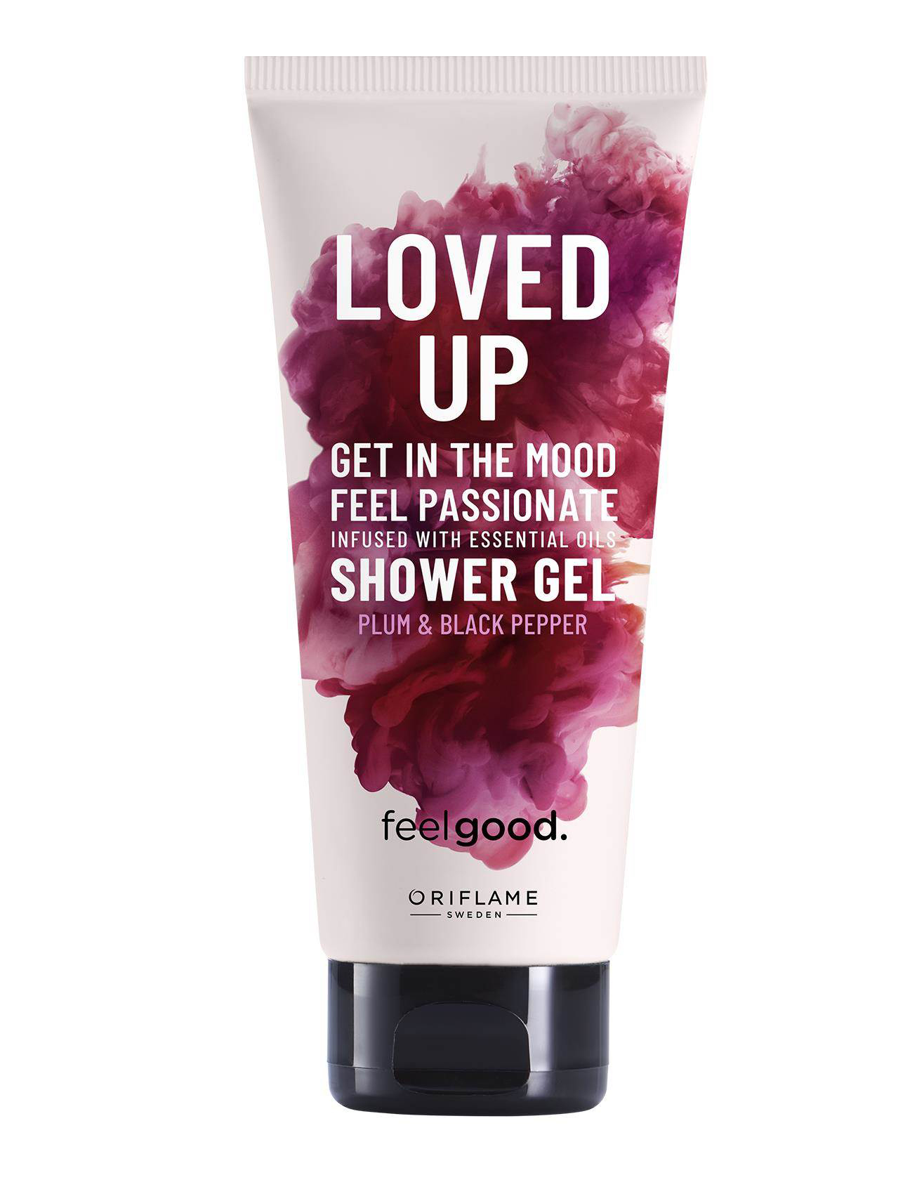Oriflame Sweden Loved Up Feel Good Shower Gel  (200 ml)