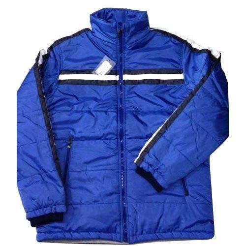 Mens Full Sleeves Winter Jacket
