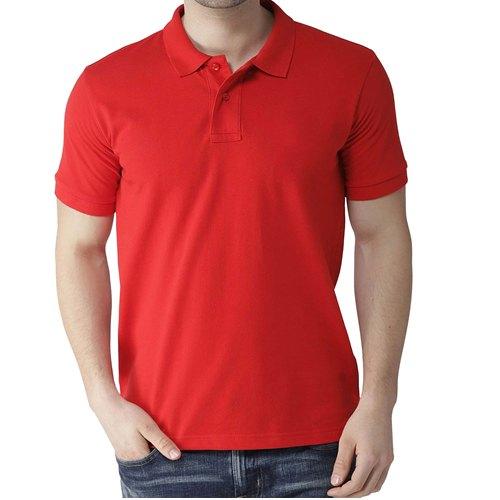 Causal Mens Plain T Shirts