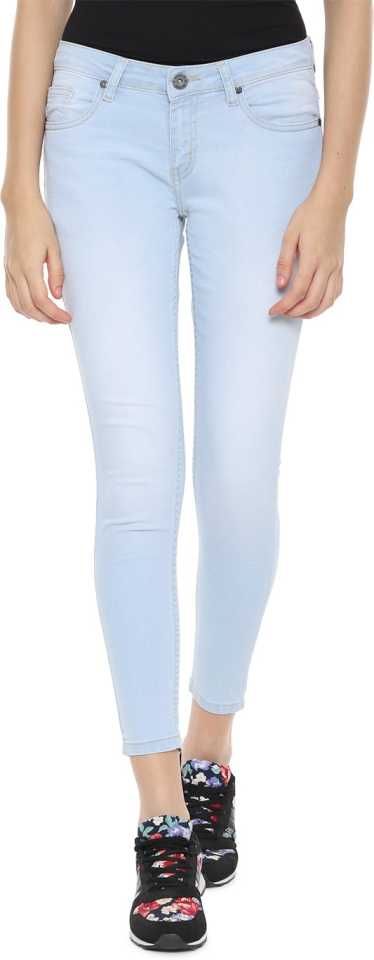 Stoc Women Light Blue Jeans