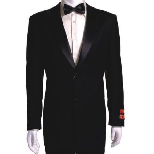 Men Suit tuxedo style blazer shirt